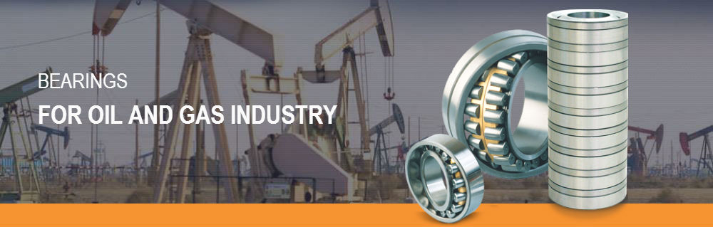 MPZ bearings for oil and gas industry