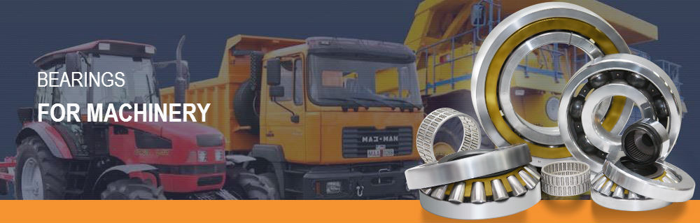 MPZ bearings for machinery